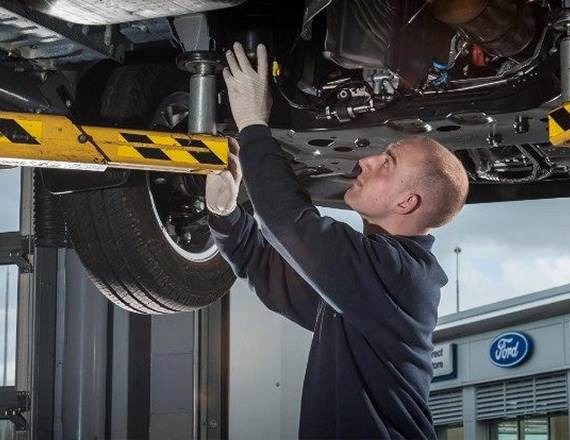 Ford Servicing & Maintenance